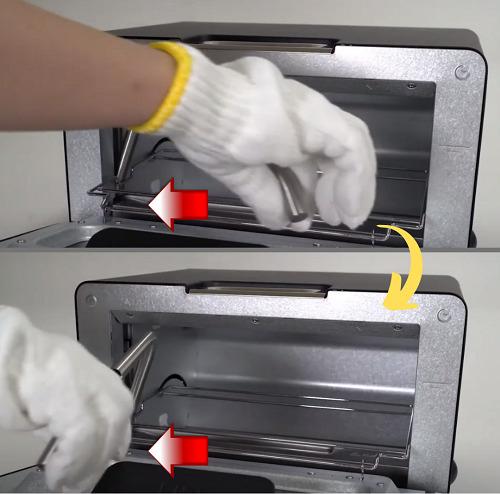 給水パイプの取り外し方法2